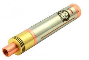 China latest mechanical mod copper/brass/ss mechanical mod ecig changeling mod clone on sale