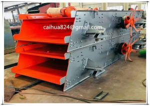 China Henan Mining Circular Vibrating Screen Machine Factory Special Price on sale