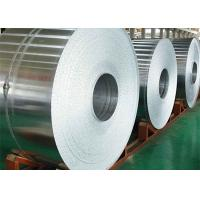 China BA Finish 304 Stainless Steel Coil / Strips 0.1 - 2.0mm Coil Thickness on sale