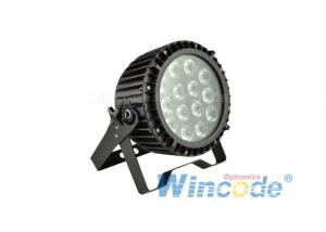 China IP65 14pcs 10W 4 in1 Led Flat Par Light RGBW Color For Color Wash in Events on sale