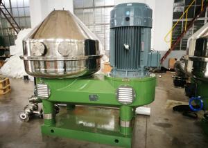 China Potato Starch Centrifugal Separators Machine 30 Nozzles Disc Stack SS 304 on sale