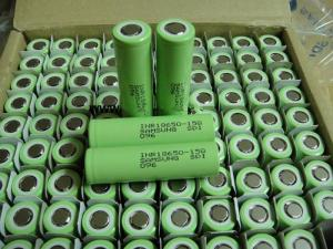 China Authentic Samsung INR18650-15Q 1500mAh 3.7V 18650 15Q 15QM li-ion rechargeable battery 18A high power discharge battery wholesale