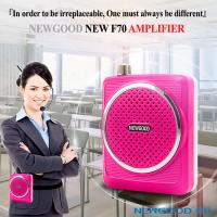 professional wired voice amplifer speakers for teachers,sales promotion,tour guide,meeting