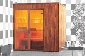 Quality Hot Tub German Saunas Bath Hemlock Wood Home Sauna Room For Sale