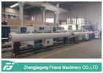 Low Density Polyethylene LDPE Plastic Pipe Machine With CE / SGS / UV Certificate
