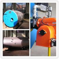 WNS Series Gas/Oil Steam Boiler