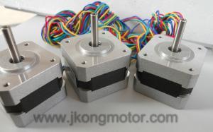 China 4 equipos del motor de pasos de AXIS, nema 17 4000g.cm 56 onzas-pulgadas para el CNC on sale