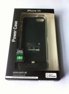 China Portable 2600mAh Rechargeable Power Case on sale