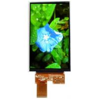 240 ( RGB ) x 800 3.7 Inch AMS369FG06 Samsung AM OLED Panels For Mobile