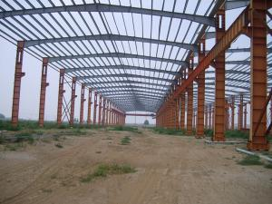 China Customized Pre-Engineered Building Adaptive To Bad Construction Condition on sale