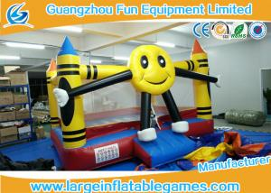 China Inflatable Spongebob Squarepants Blow Up Jump House For Kids / Toddler on sale