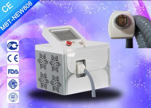 China Permanent 808nm Portable Laser Hair Removal Machine Most Effective For Beauty Salon on sale