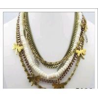 Fashion accessories jewelry Copper Alloy Antique Bronze Necklace