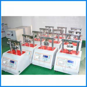 Quality Essai de papier et de carton, appareil de contrôle d'écrasement d'anneau et appareil de contrôle compressif de bord, équipements d'essai de papier for sale