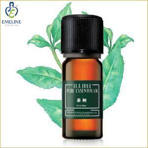 China Huile essentielle de cosmétiques d'Emeline de soins de la peau d'arbre organique naturel de thé pour le visage on sale