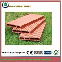 Wood Plastic composite Outdoor decking for swimming Pool and Park