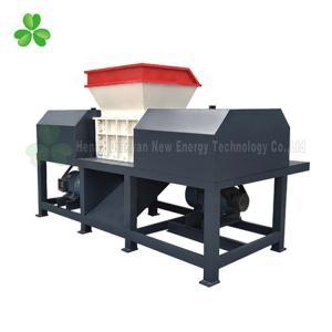 China Long Lifetime Industrial Shredding Machine Two Shaft ABS Plastic Shredder Machine on sale