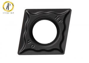 China CCMT0602 Cast Iron Processing Tungsten Carbide Cutting Tools Cemented Turning Inserts on sale