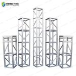 Concerts aluminum stage /mobile guangzhou supporting truss structure