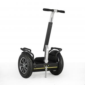 China Self Balancing Segway 2 Wheel Electric Scooter Ecorider 2000w With CE Certification on sale