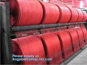 China Custom different size raschel bag poly mesh bag for sunglass/golf ball/yoga ball packing,PP Purple Raschel Mesh Bag for on sale
