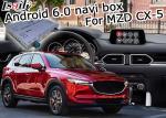 Mazda CX-5 video interface Android Box Gps with Mazda origin knob control