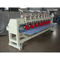 Cap / Hat / Bag Commercial Embroidery Sewing Machine With Auto Color Change