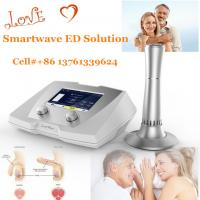China 0.09 mj/mm^2 Gainswave li eswt shockwave therapy portable ed machine on sale