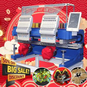 China Better than brother innov-is v3 embroidery sewing machine HO1502H 400*500mm single head computerized embroidery machine on sale