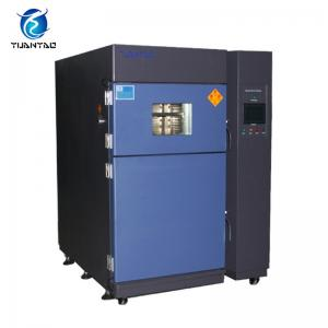 China Water Cooling Air To Air High Low Temperature Shock Chamber For Home Appliance Test on sale