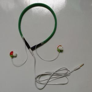 China  strawberry cute earphone Hair band earphone fashion MP3 earphone Christmas gift on sale