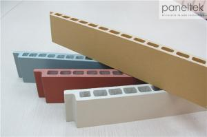 China Ventilated Facade Wall Ceramic Covering Panels Anti - Frost With 30mm Thickness on sale