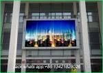 P4.81 Die - Casting Rental Led Display Video Wall With Effective Images / High Refresh