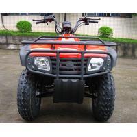 Utility Four Wheeler Motor Bikes 250cc 4 Wheeler ATV With Large Size Shaft Drive