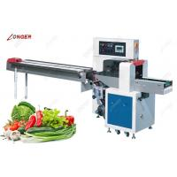 China Vegetable Packing Machine|Fruit Flow Packaging Machine for Sale on sale