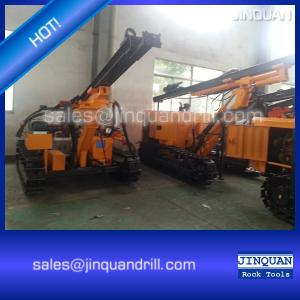 China Hot Sales Top Quality DTH Rotary Drilling Rig KY120 Blast Hole Drill Rig on sale
