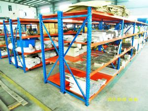 China Conventional Wide Span Shelving For Small Medium Products , 200kg / 300kg / 500kg on sale