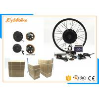 High Speed Electric Motorized Bicycle Kit With Down Tube Battery