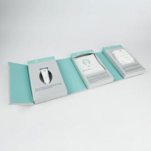 China custom mask Freeze-dried powder Essence paper small cardboard gift Cosmetics box With Printing brochure on sale