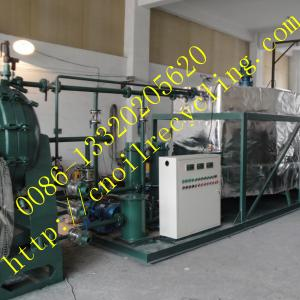 China JunNeng ZSC-3 small oil refinery machine manufacturer on sale