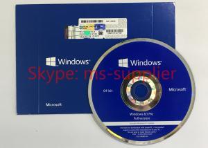 China 32 pedazos/64 Pro Pack de Windows 8,1 del DVD de los pedazos - Versionl lleno para el negocio on sale