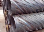 water well bridge slotted screen pipe