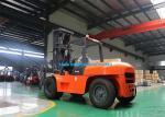 Timber Industry Forklift Lifting Device , Industrial Lift Truck 2 Stage 3m Mast