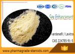 CAS 224785-91-5 Sex Steroid Hormones vardenafil Levitra male sex hormones
