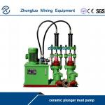 China Ceramic Plunger Mud Pump Manufacturers