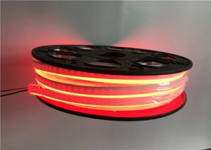 China Silicone LED Neon Ribbon Light 2835 SMD LED For Outdoor Landscape Lighting on sale