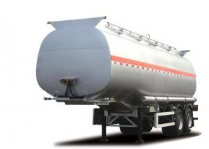 China Low deck gooseneck trailer 50 m³ Fuel Tanker to transport Gasoline Diesel Aviation kerosene on sale
