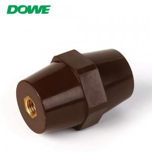 China High intensity epoxy resin SEP6541 hexagonal type standoff insulators on sale