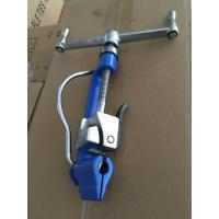 China Banding Tension Stainless Steel Cable Tie Tool For Bundling The Steel Strap on sale