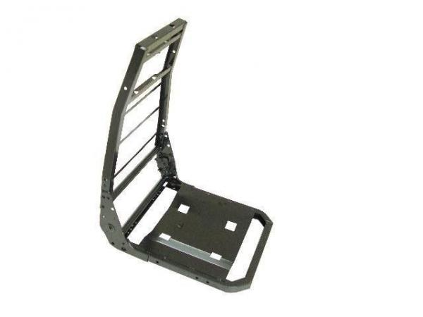PVC Coating Anodize Custom Convertible Car Seat Frame For Cars Images